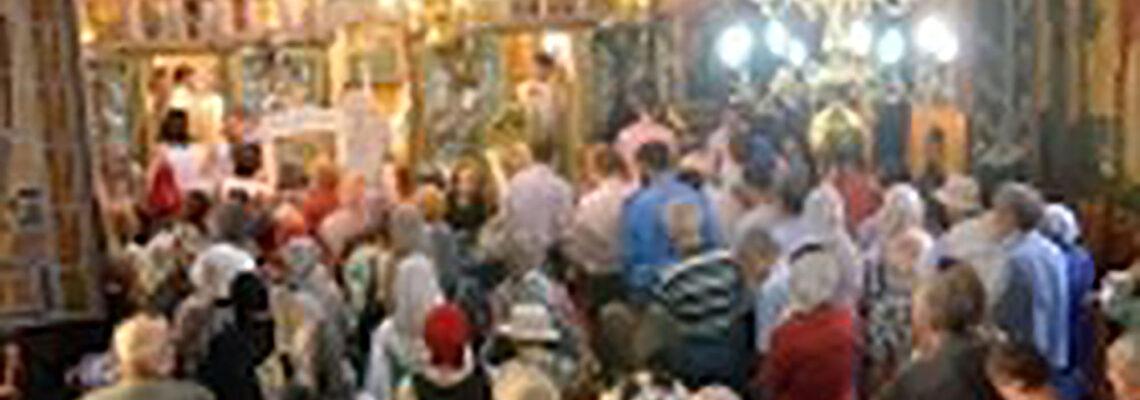 Fapta cea bună, preschimbată în altar de rugăciune