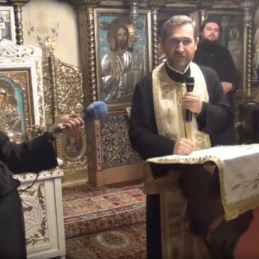 Pr Patriciu Vlaicu – conferință la Parohia Sf Ioachim si Ana – Oborul Vechi