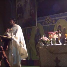 Sf Evanghelie la Slujba Invierii