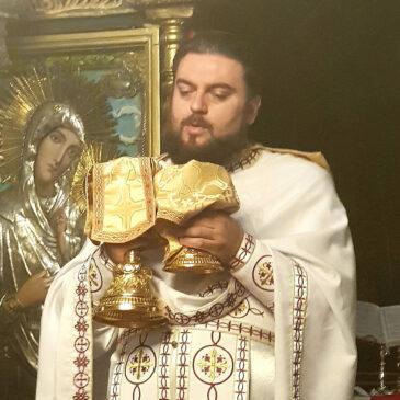 Liturghie la ziua Sfantului Nectarie, vindecatorul de boli