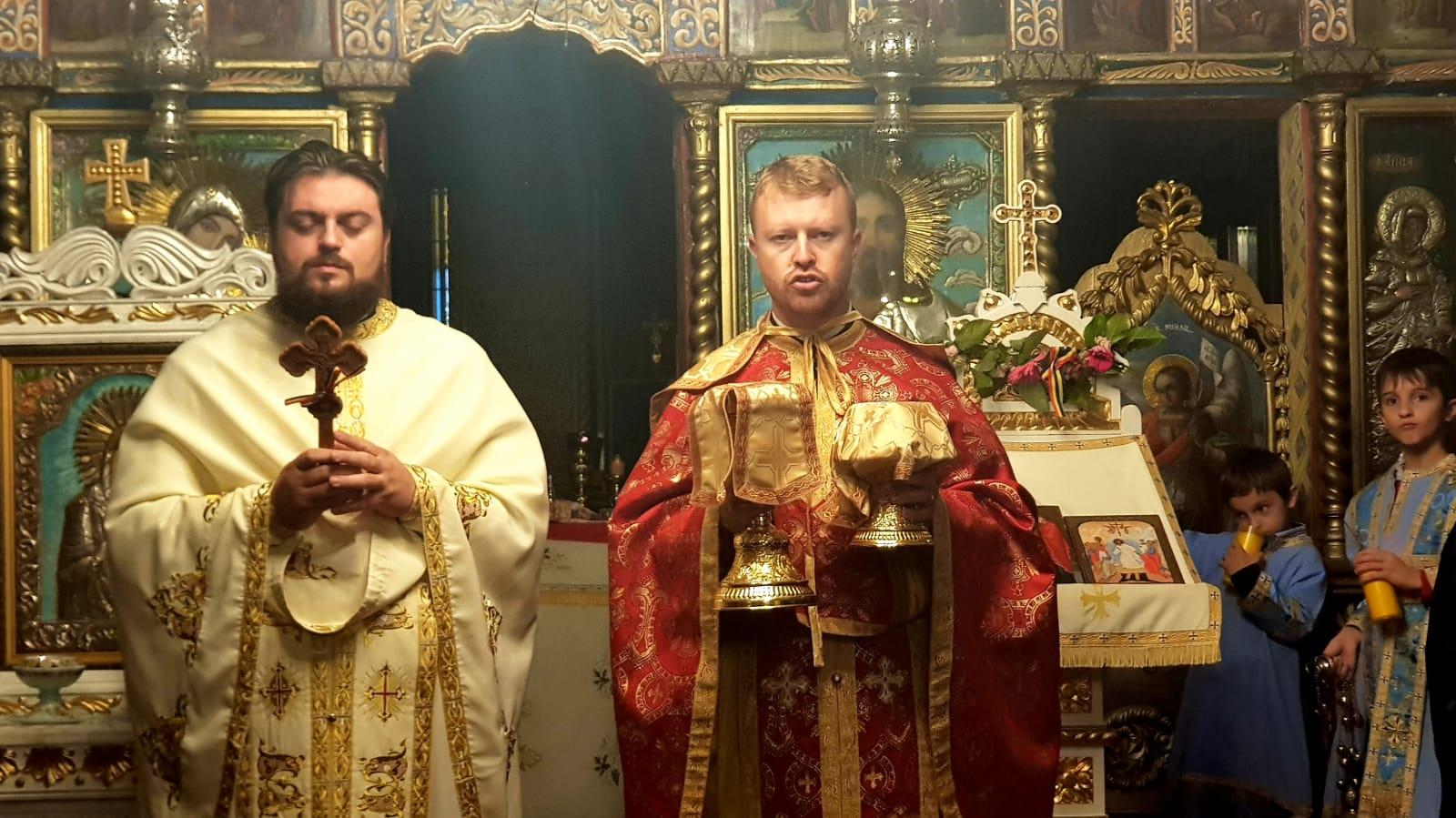 Dumnezeiasca Liturghie la Duminica a XXVI-a după Rusalii (Pilda bogatului căruia i-a rodit țarina) – Impreună liturghisire cu Pr. Eugen V. Bucur