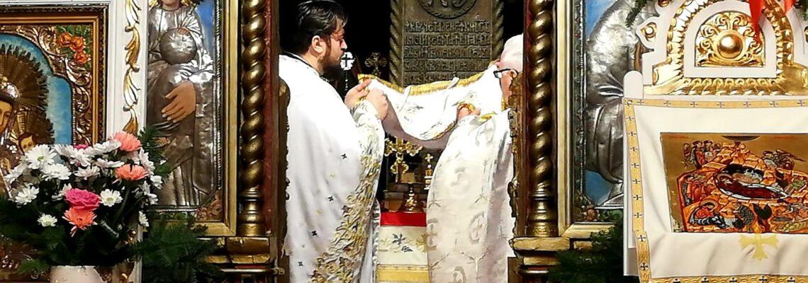 Dumnezeiasca Liturghie la Praznicul Nașterii Domnului – 2019