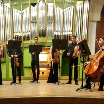 Mircea Dumitrescu in Concert Simfonic
