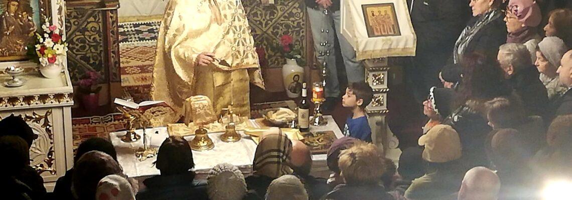 Cateheză – Sfânta Proscomidie