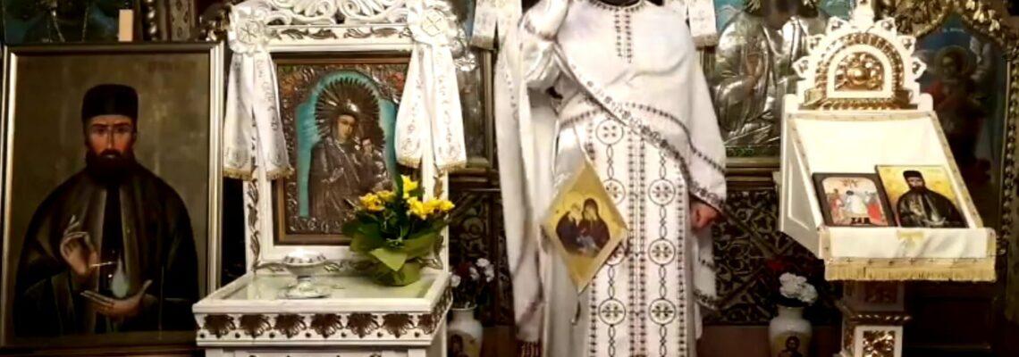În ocrotirea Sf Efrem, mare făcător de minuni